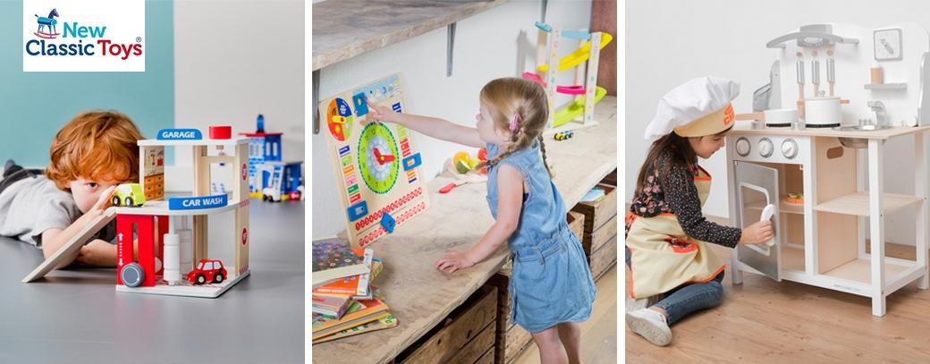 New Classic Toys - zabawki drewniane